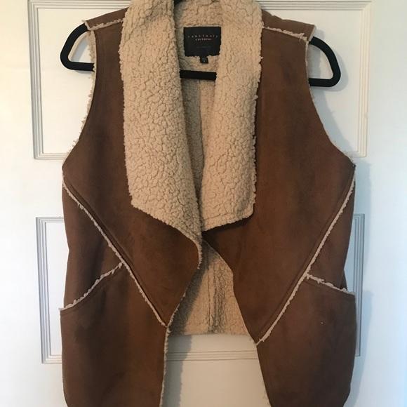 Sanctuary Jackets & Blazers - Adorable Sanctuary Vest